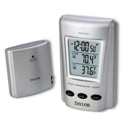 Digital Thermometer with Sensor