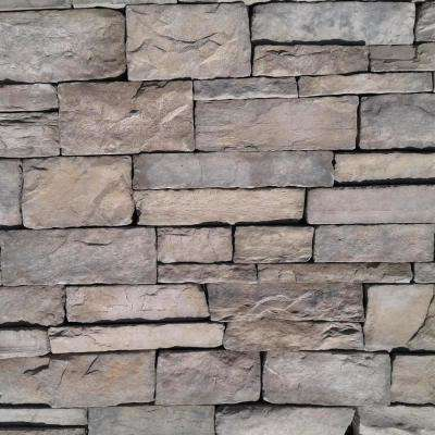 Pacific Ledge Stone Cordovan Flats 150 sq. ft. Bulk Pallet Manufactured Stone