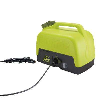 116 PSI 1.5 GPM Multi-Purpose Cordless Electric Portable Spray Washer