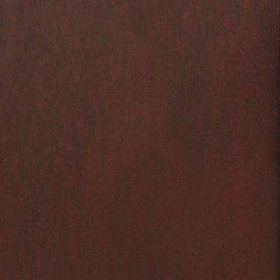 Estates in Rich Mahogany Color Swatch