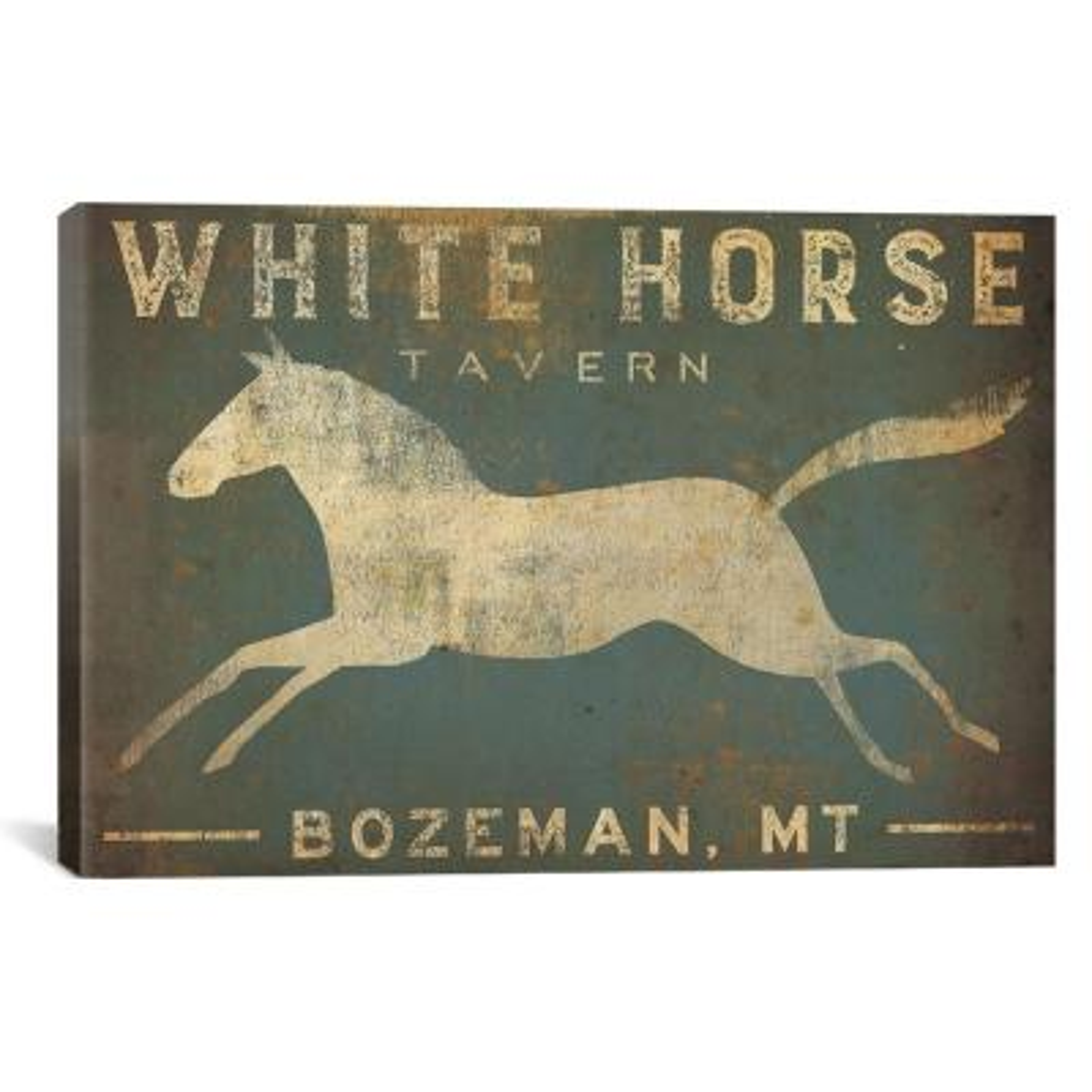 White Horse Tavern by Ryan Fowler Wall Art