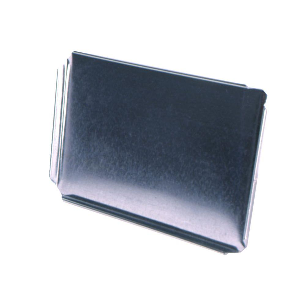12 in. x 8 in. Rectangular Duct Cap