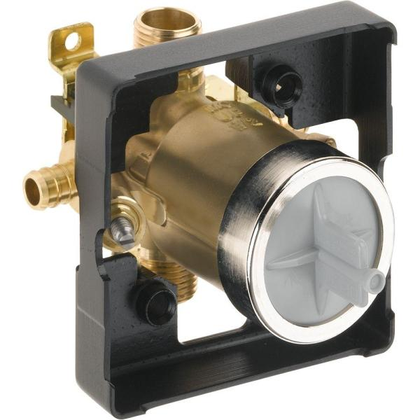 MultiChoice Universal Tub and Shower Valve Body Rough-In Kit with 1/2 in. PEX Crimp Connections