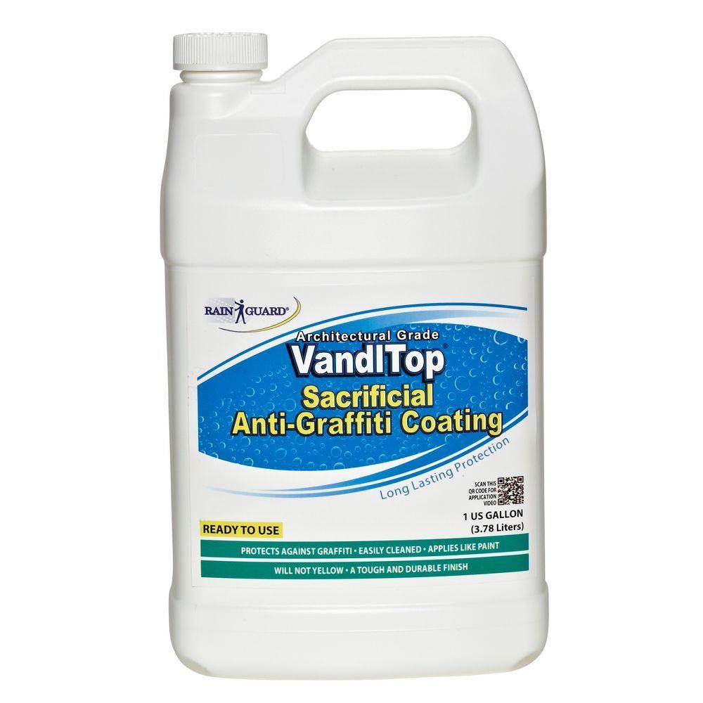 VandlSystem 1 gal. VandlTop Sacrificial Anti-Graffiti Coating