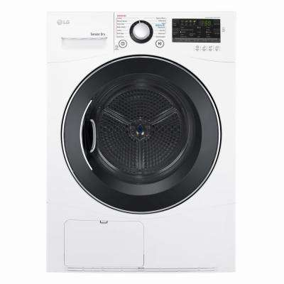 4.2 cu. ft. Electric Ventless Dryer in White
