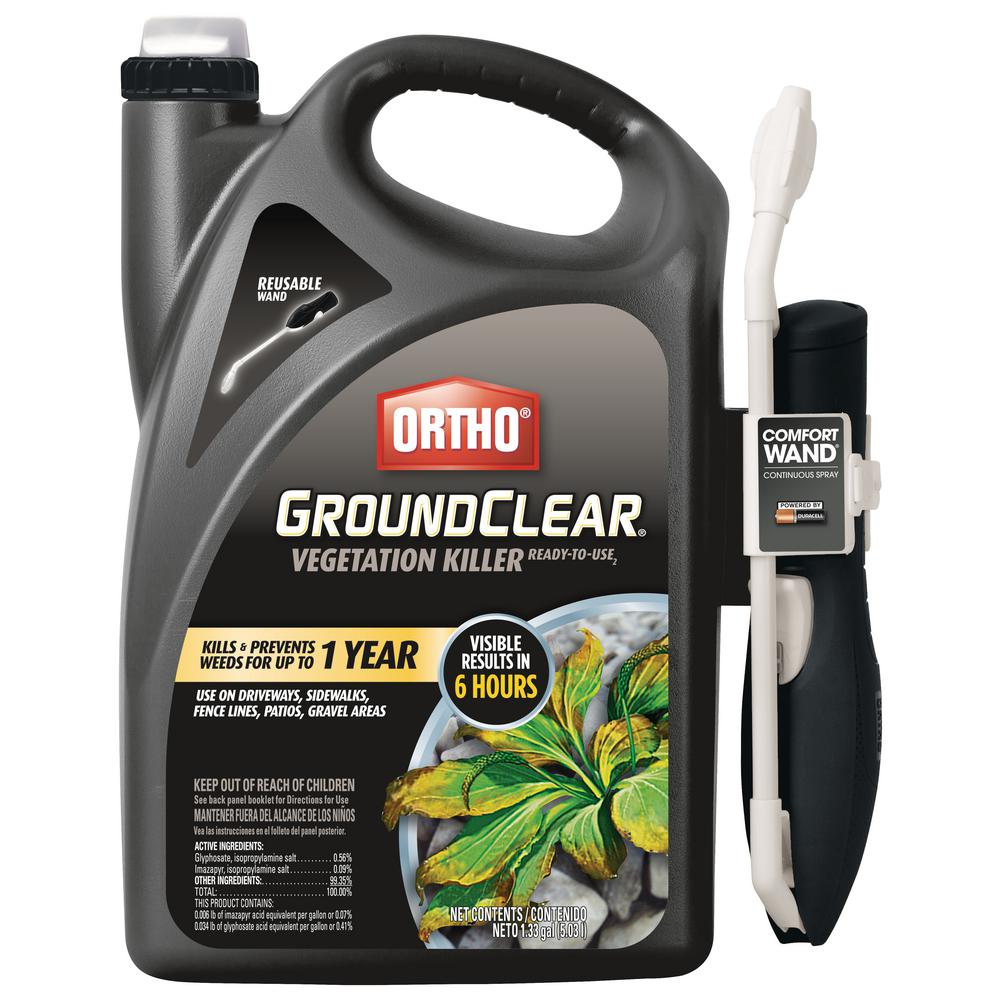 1.33 Gal. Ground Clear Vegetation Killer RTU
