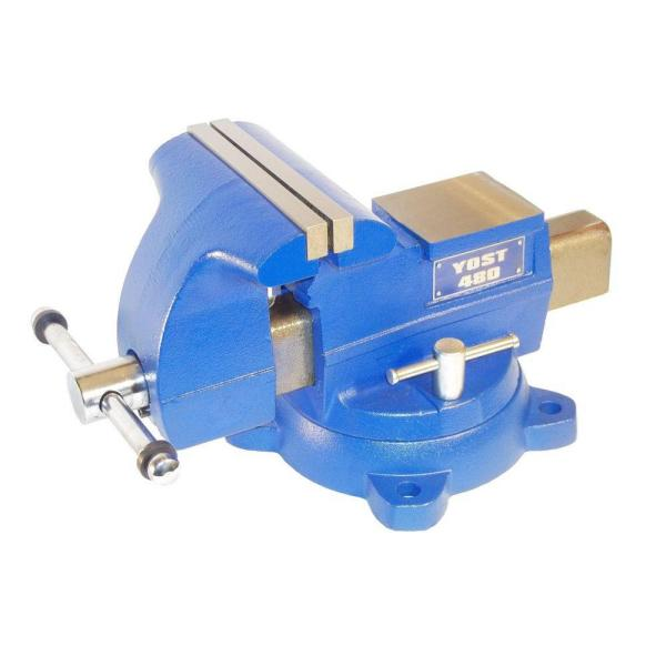 8 in. Heavy-Duty Apprentice Series Utility Bench Vise
