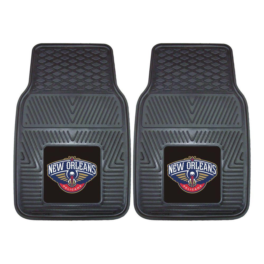 New Orleans Pelicans 18 in. x 27 in. 2-Piece Heavy Duty