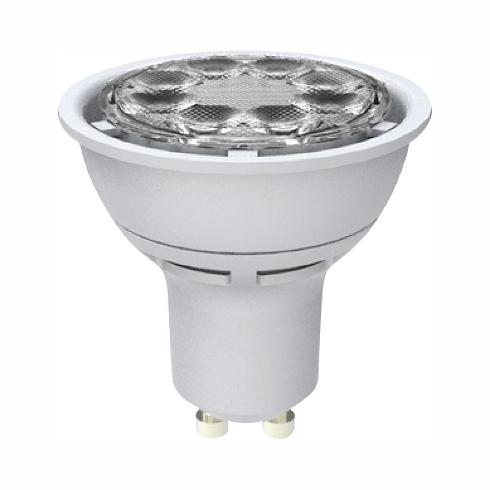 50-Watt Equivalent MR16 Dimmable GU10 Base Daylight LED Light Bulb