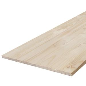 Edge-Glued Panel (Common: 21/32 in. x 18 in. x 6 ft.; Actual: 0.656 in. x 17.25 in. x 72 in.)