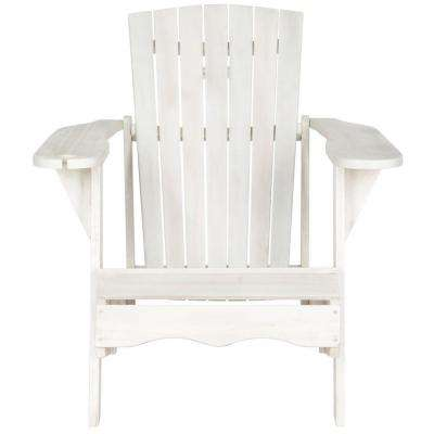 Vista Antique White Patio Adirondack Chair