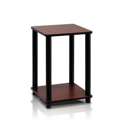 Modern End Table Cherry Accent Tables Living Room Furniture