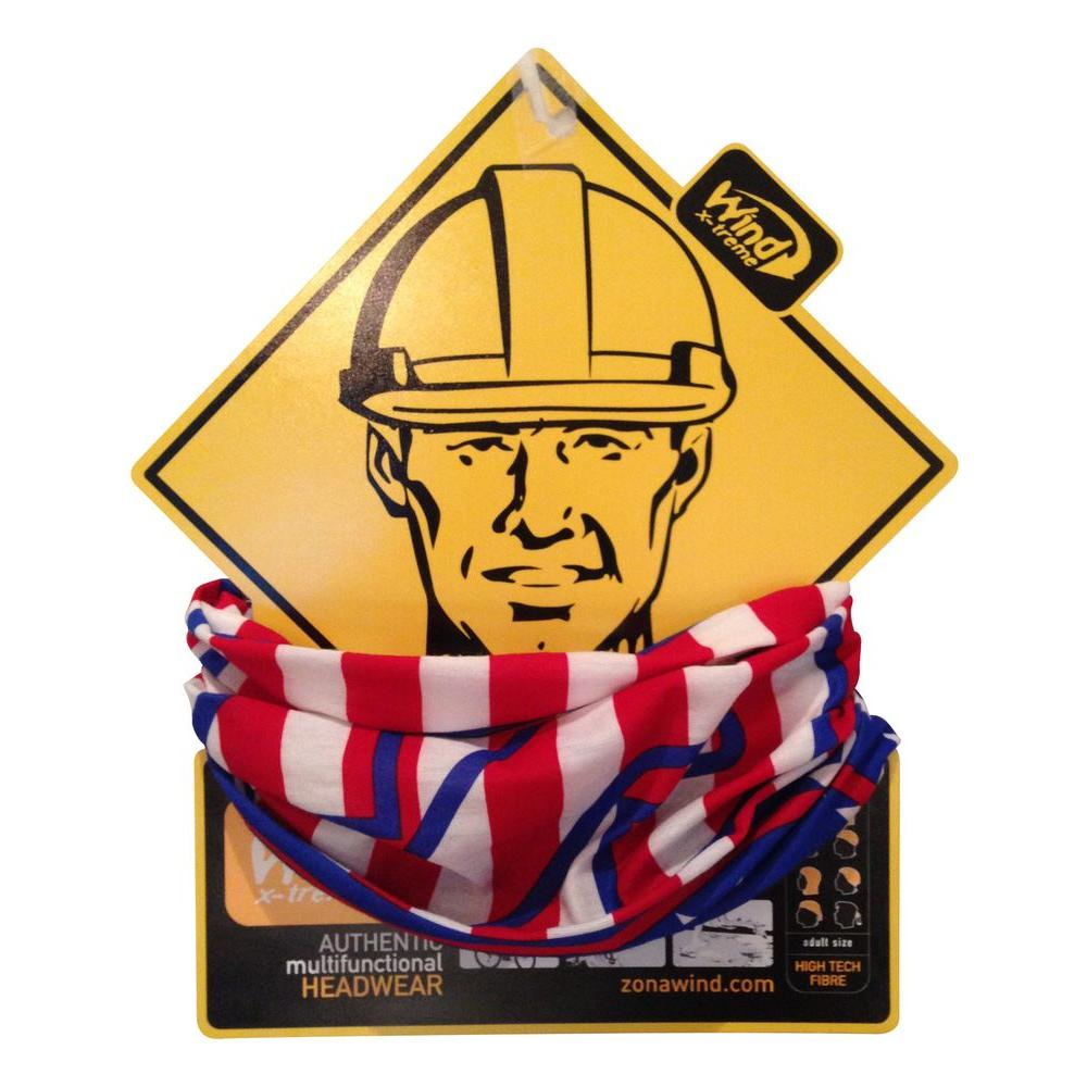 null Polyester Microfiber Hard Hat Liner With Antimicrobial Properties-DISCONTINUED