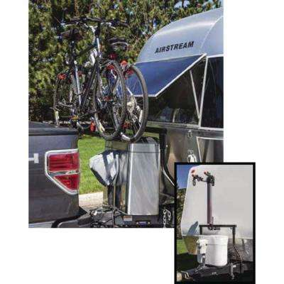 Bike Bunk for Cargo Tray in Black