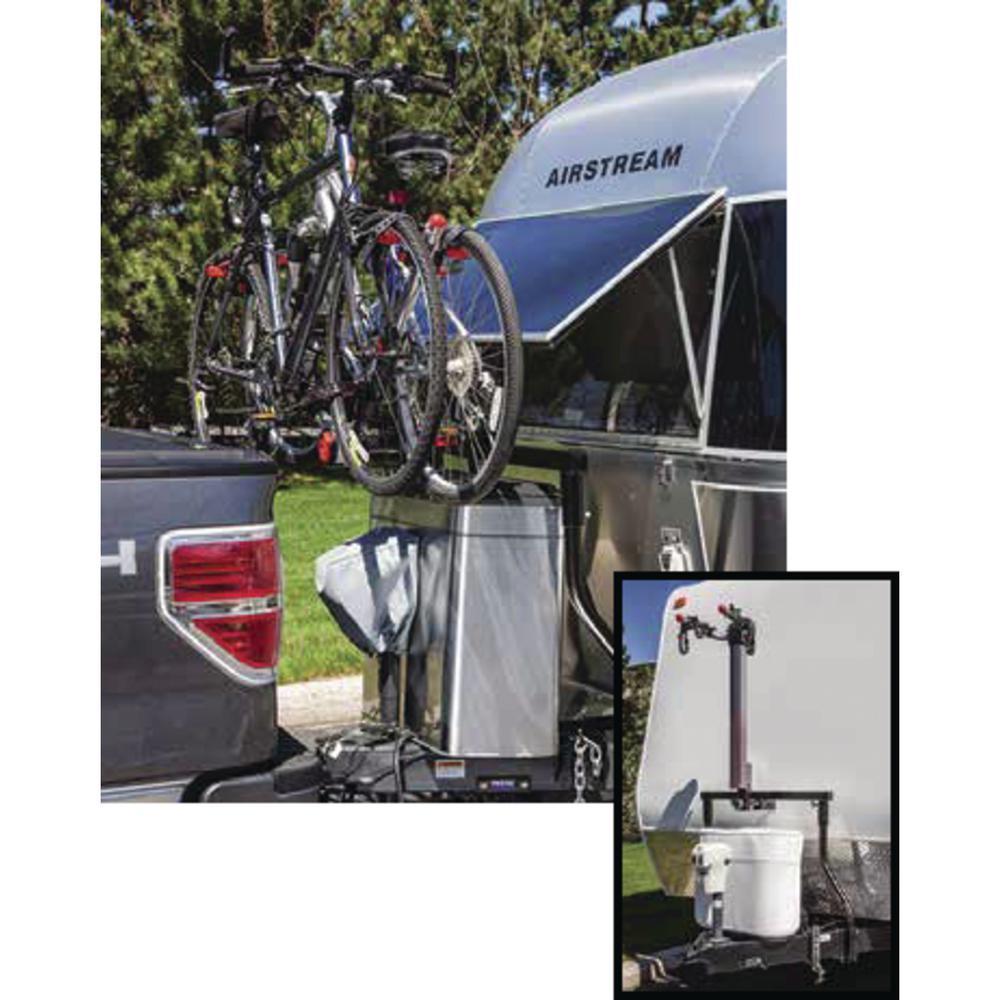 Bike Bunk for Cargo Tray in Black