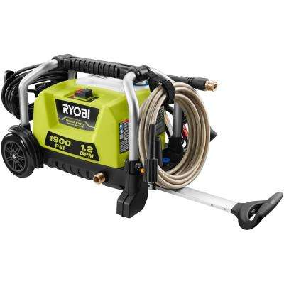 1900 Psi Pressure Washers Outdoor Power Equipment The Home Depot