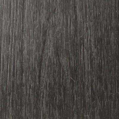 UltraShield Naturale Voyager 1 in. x 6 in. x 1 ft. Hawaiian Charcoal Hollow Composite Decking Board Sample