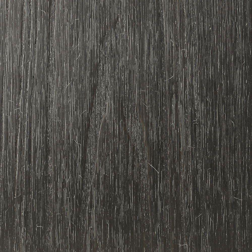 NewTechWood UltraShield Naturale Voyager 1 in. x 6 in. x 1 ft. Hawaiian Charcoal Hollow Composite Decking Board Sample