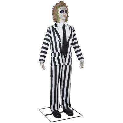 75 in. Animated Beetlejuice