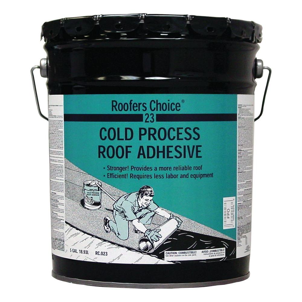 Roofers Choice 4 75 Gal Cold Process Roof Adhesive