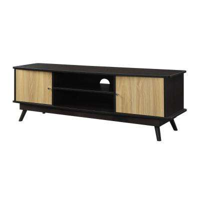 Convenience Concepts Pick Up Today Multi Colored Tv Stands