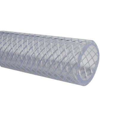 1-3/4 in. O.D.x 1-1/4 in. I.D. x 2 ft. Braided Vinyl Tubing