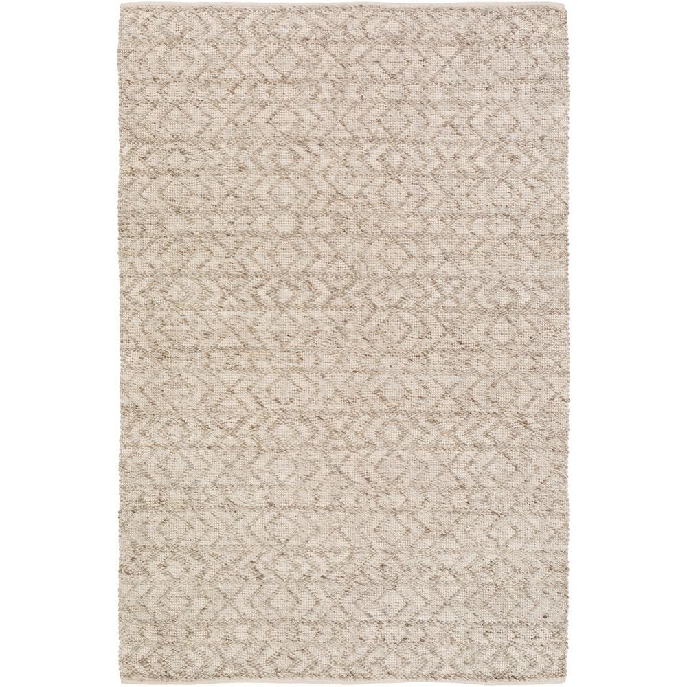 Rapla White 8 ft. x 10 ft. Indoor Area Rug