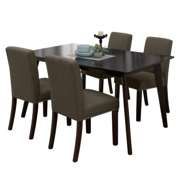 Dining Room Sets With Nailhead Chairs