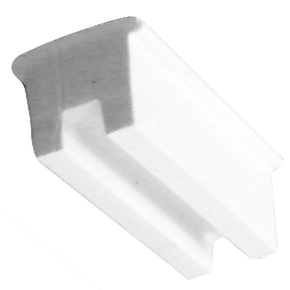 1/2 in. x 1 in. x 1 in. Rubber Setting Fence