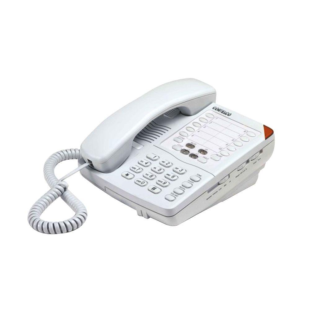 Colleague 2-Line Corded Telephone - Frost