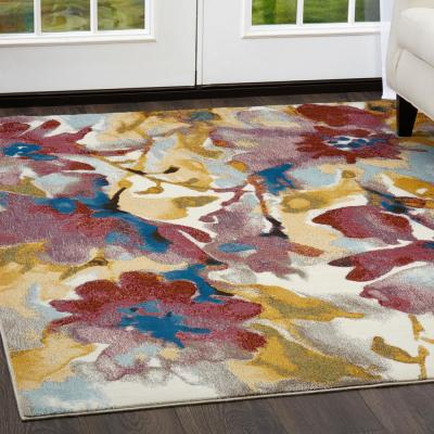 Parlin Multi 5 ft. x 7 ft. Indoor Area Rug