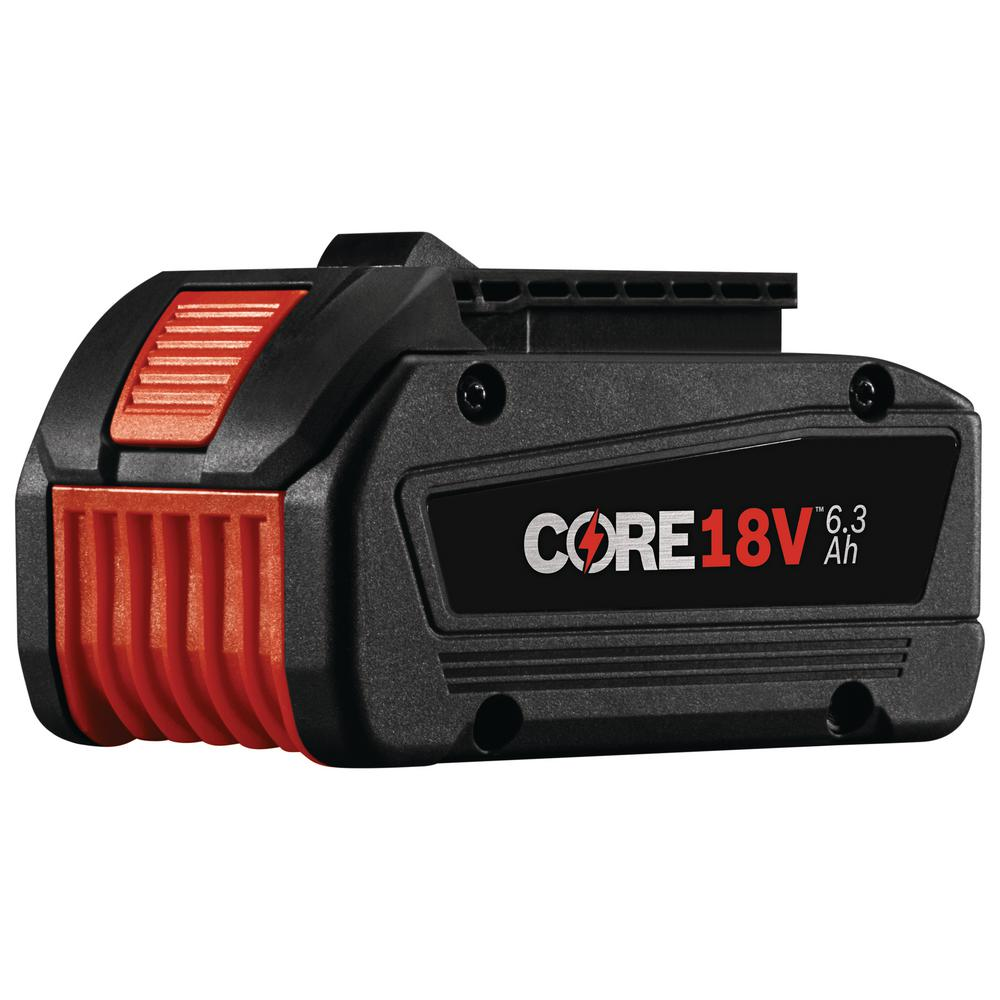 Bosch CORE 18-Volt 6.3Ah Lithium-Ion Battery