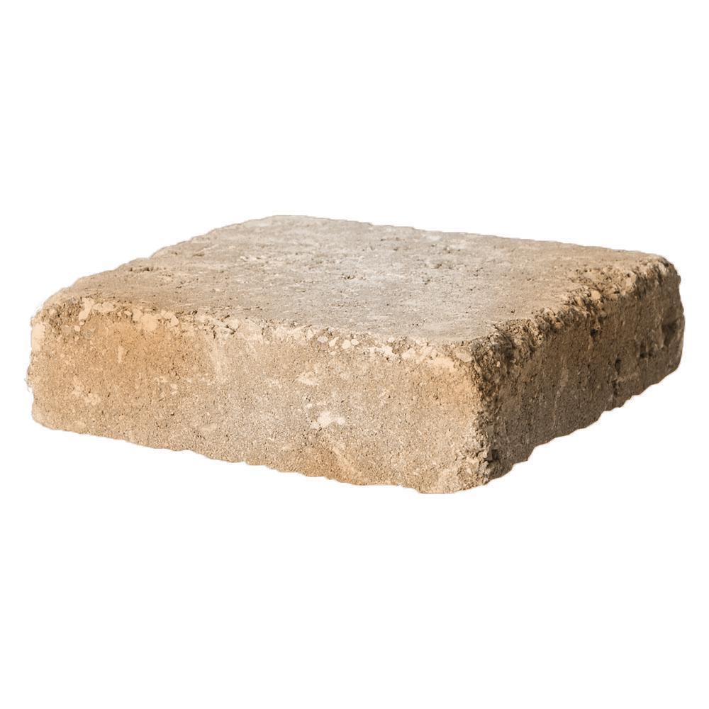 RumbleStone Square 7 in. x 7 in. x 1.75 in. Merriam