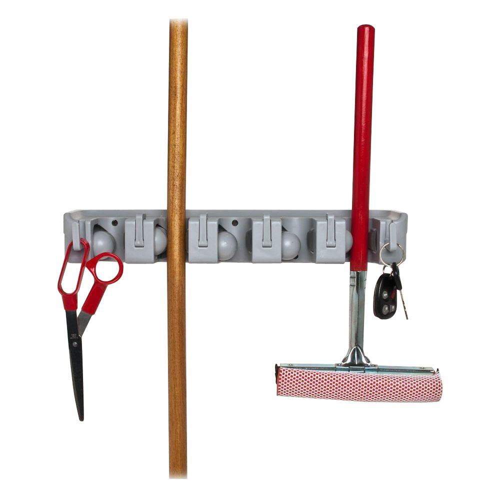 Wall Rack Tool Cleaning Organizer