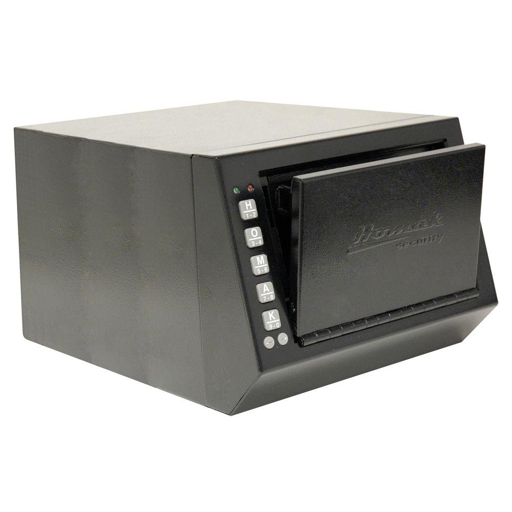 Homak Security 0.63 cu. ft. Electronic Large Handgun Box