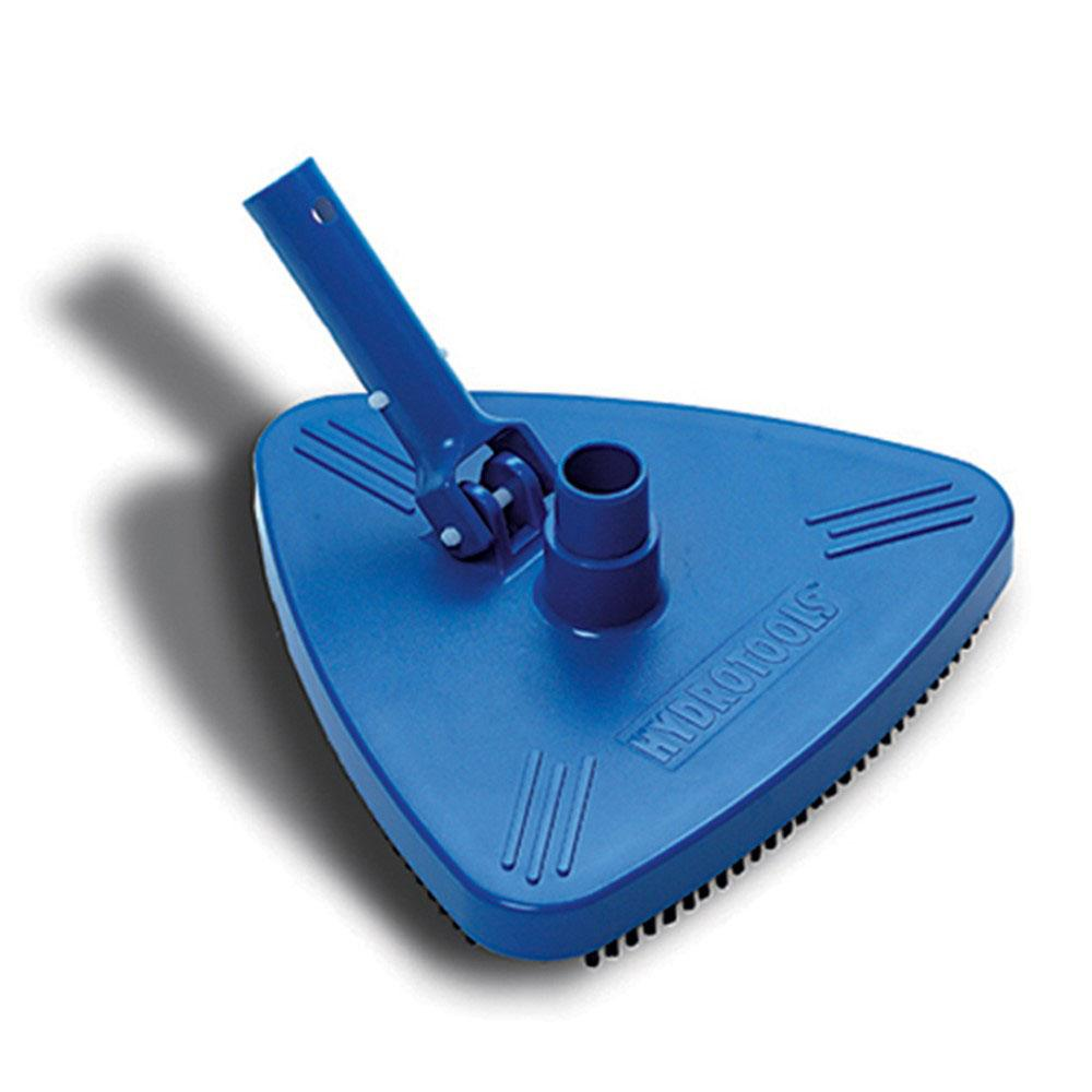 Swimline HydroTools 8140 Weighted Triangle Swimming Pool Vacuum Head  Cleaner Attachment