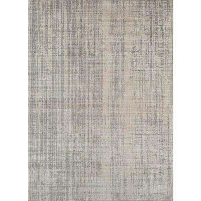 Ambrosia Artemis Pearl Ivory 2  ft. 0 in. x 3  ft. 0 in. Rectangular Accent Rug