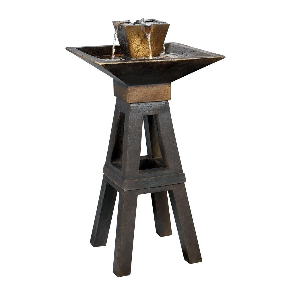 Kenei 41 in. Outdoor Fountain