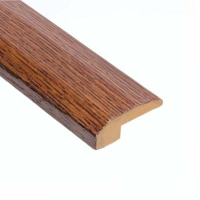 Oak Verona 3/4 in. Thick x 2-1/8 in. Wide x 78 in. Length Carpet Reducer Molding