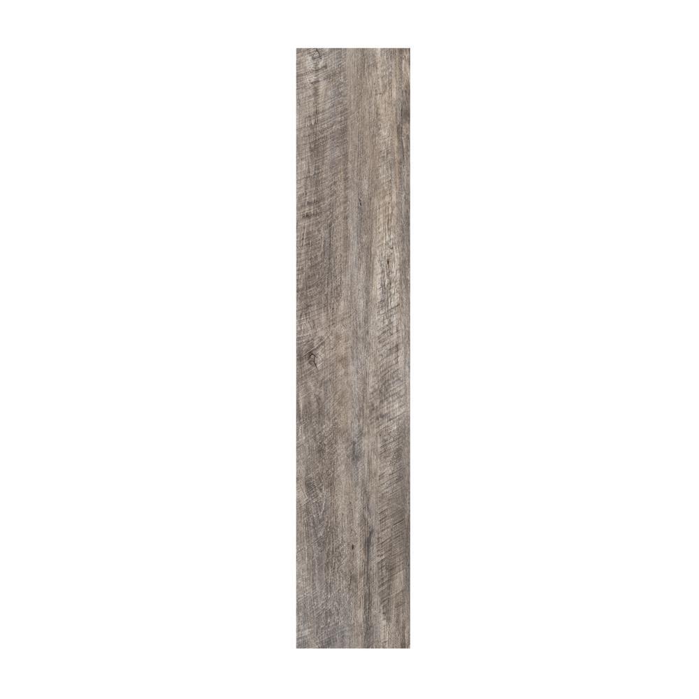 Grey 9 in. x 48 in. Loose Lay Vinyl Plank Flooring (24 sq. ft. / case)