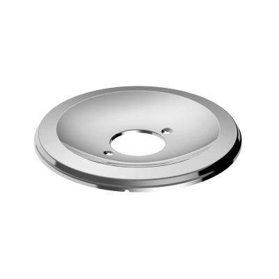 Aragon Escutcheon Plate, Chrome