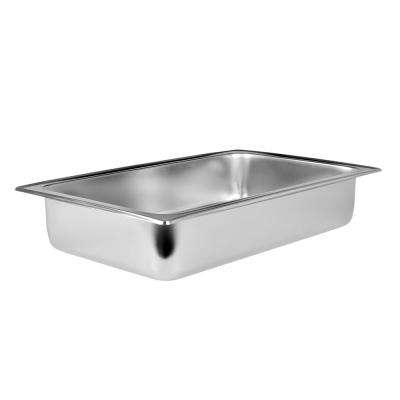 Stainless Steel Dripless Full Size Water Pan