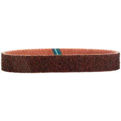 1-1/2 in. x 30 in. Coarse Nylon Abrasive Belt