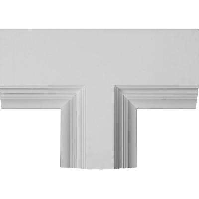 20 in. Perimeter Tee for 8 in. Deluxe Coffered Ceiling System