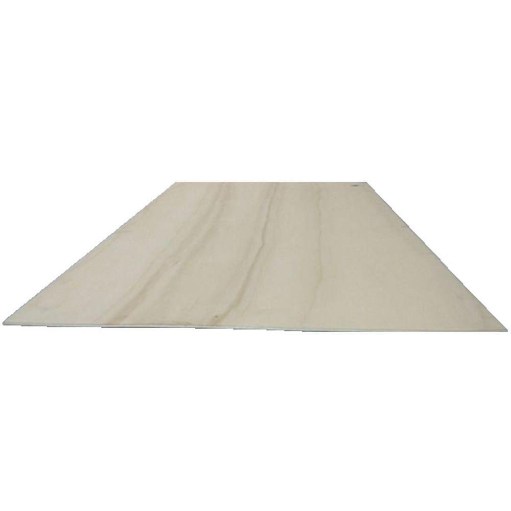 null Sanded Plywood (Common: 3/4 in. x 2 ft. x 4 ft.; Actual: 0.709 in. x 23.75 in. x 47.75 in.)