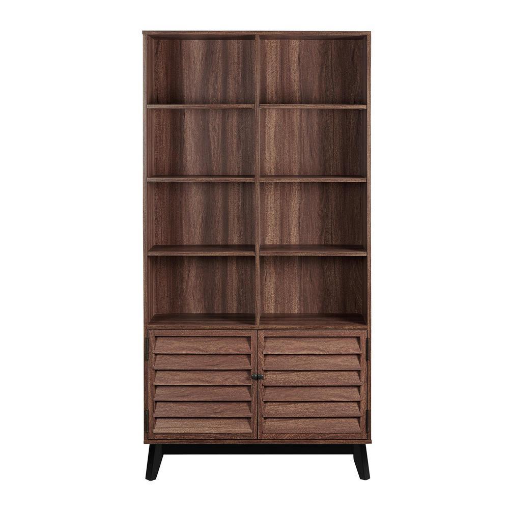 Gammon Walnut Bookcase