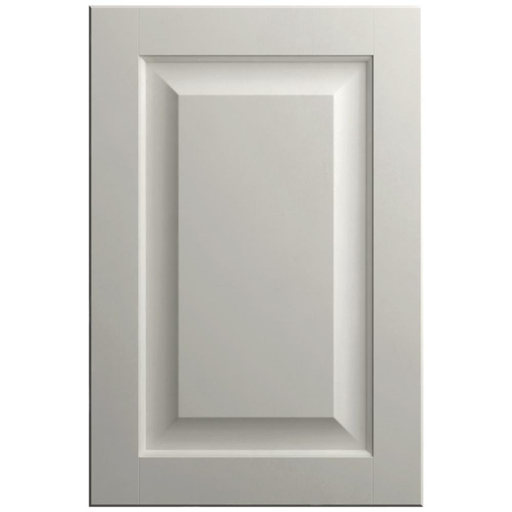 Hampton Bay Designer Series 11x15 in. Gretna Cabinet Door Sample in ...