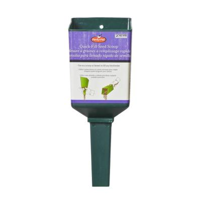 Quick Fill Bird Seed Scoop - 4 Cup Capacity