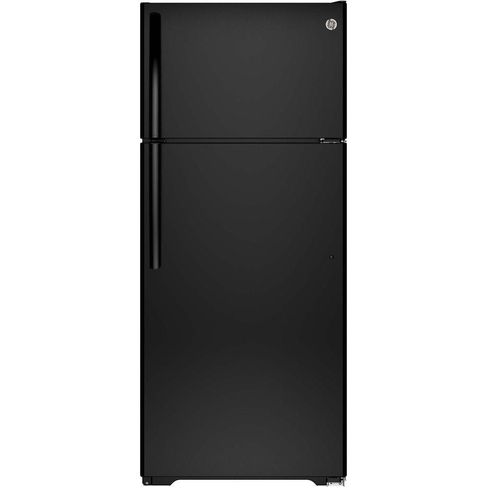 Frigidaire 25 5 Cu Ft Side By Side Refrigerator In Black