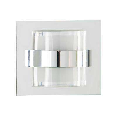 Ashfield Chrome Indoor Wall Sconce